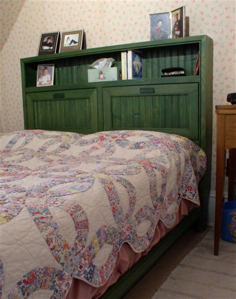 King Size Bed With Shelf Headboard by King Size Bed Bookcase Headboard Plans Woodworking Projects Plans