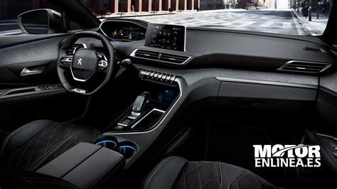 peugeot interior peugeot 5008 interior