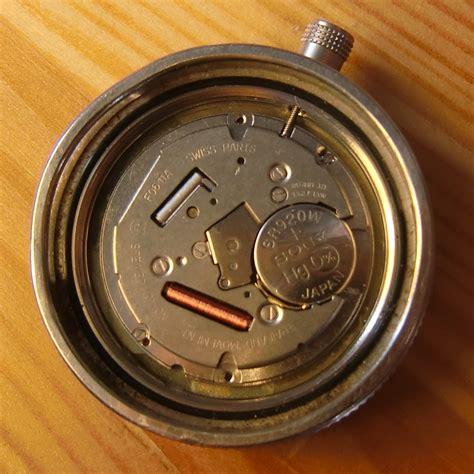 Uhren Selber Polieren by Junghans Xl Krone Entfernen Uhrforum