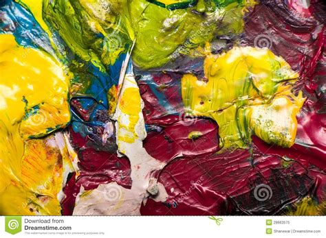 acrylic paint on canvas drying time abstract colorful acrylic paint royalty free stock