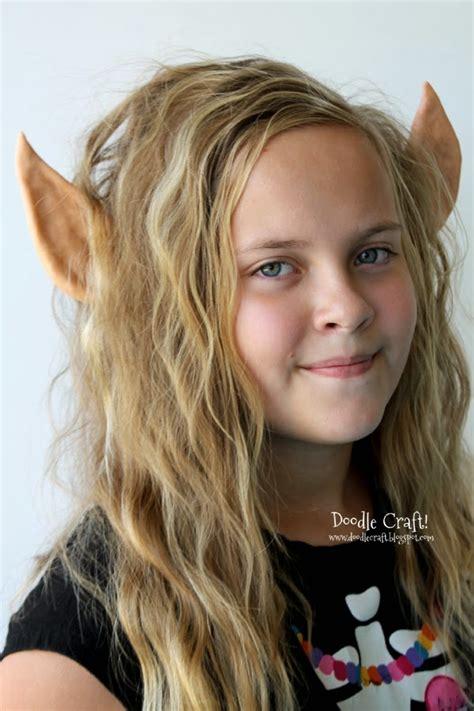 elven princess  christmas elf ears headband