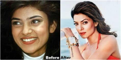 sushmita sen eyebrows 9 times eyebrow makeovers royally changed the looks of b