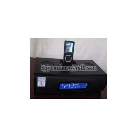 bedroom spy camera hidden spy clock cameras ihome alarm clock radio hd