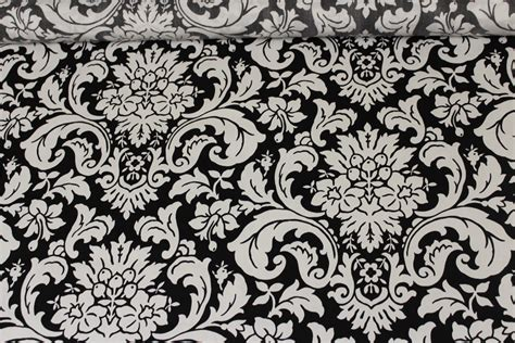 black and white upholstery fabric by the yard black and white damask fabric by the yard 010