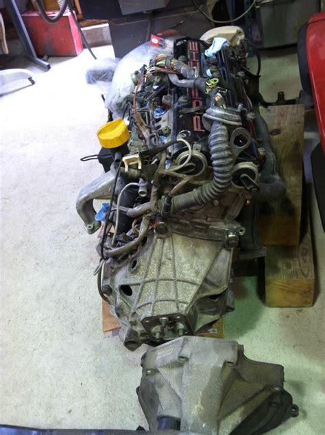 complete  porsche     dohc engine