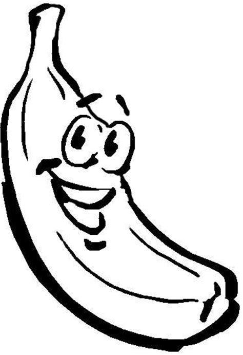 Coloriage 224 Imprimer Nature Fruits Banane Num 233 Ro 25915