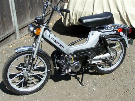 puch maxi  moped  moped army