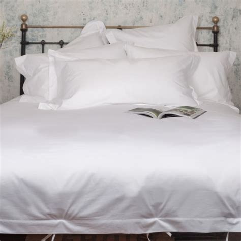 best white sheets bedding set luxury plain white beaumont brown