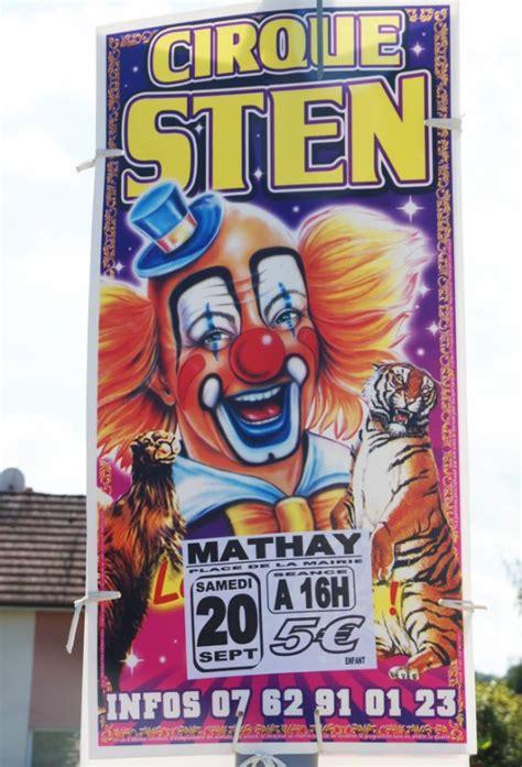 Le Mit ästen by Le Cirque Sten 192 Mathay Cirque Circo Circus Zirkus