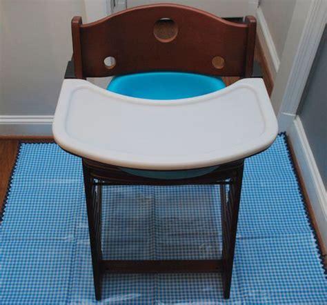 diy splat mat diy baby food splash mat for highchair since we