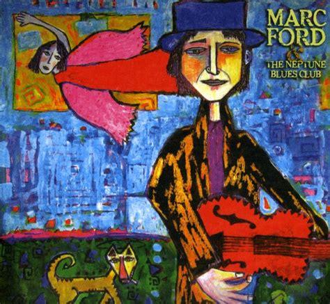 marc ford the neptune blues club shrapnel label inc