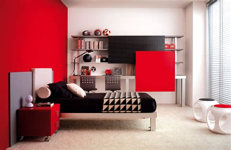 red and black teenage bedroom teen bedroom with white carpet stylehomes net