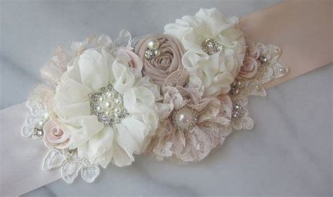 Dress Olla Flowers wedding sashes flower criolla brithday wedding
