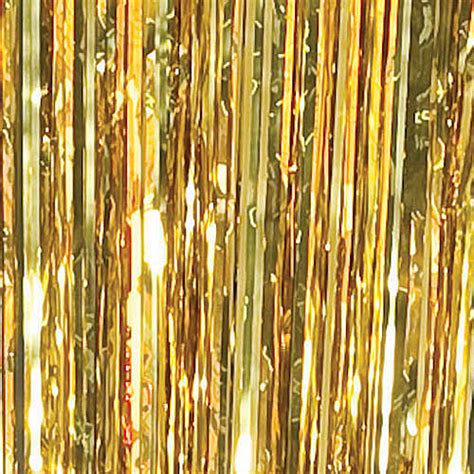 Metallic Gold Curtains Gold Metallic Curtains Shindigz