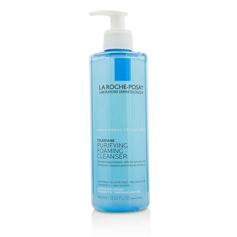 Purifying Cleanser Normal To la roche posay toleriane purifying foaming cleanser for normal to skin fresh