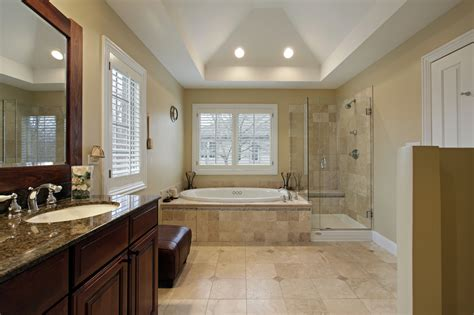 luxury shower baths how to design a luxurious master bathroom