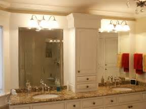 master bathroom cabinet ideas with luxury double vanity for small