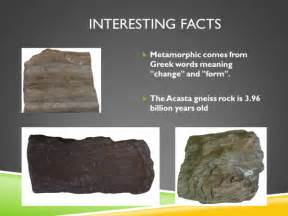 metamorphic rocks powerpoint k 5 computer lab technology