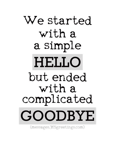 goodbye quotes 90 goodbye quotes and sayings with image 365greetings