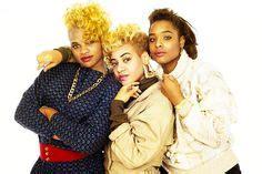 salt n pepa hairstyles stop n look 80 s 90 s inspiration on pinterest salt n