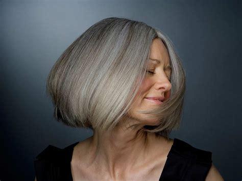 highlights for white hair on older women hair care tips for the over 50s saga