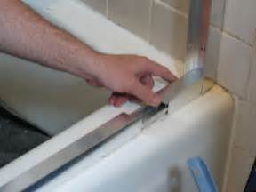 shower door track replacement how to replace a shower door how tos diy