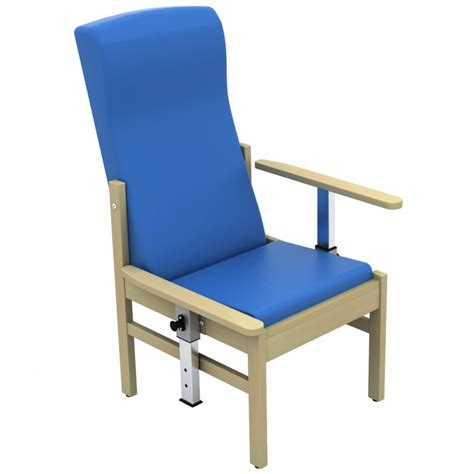 Chairs For Patients by Atlas Patient High Back Arm Chair With Drop Arms Inter