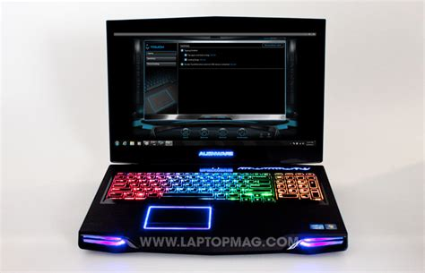 Laptop Dell Alienware M17x alienware m17x r4 2012 reviewed gaming notebook reviews