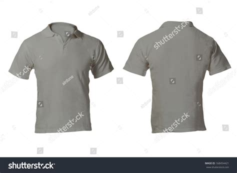 polo shirt template front and back s blank grey polo shirt front and back design