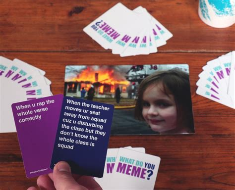 Meme Card Game - what do you meme game is 2017 s cards against humanity