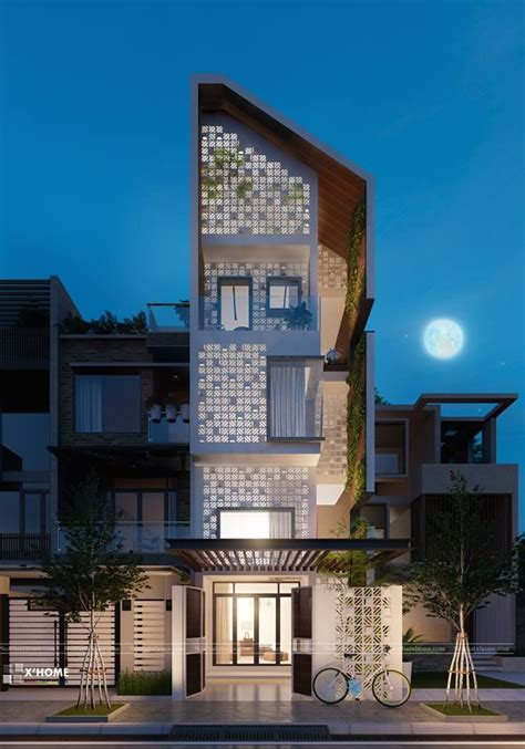 slim house design 17 best ideas about building elevation on pinterest facades facade architecture and