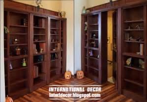 Decorating Ideas To Hide A Door Doors Secret Doors Designs Ideas Pictures Home