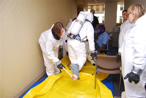 ionic lab tutorial training for chemical emergency response united