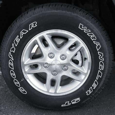 2000 Jeep Grand Wheel Size Jeep Grand Wj Factory Wheels