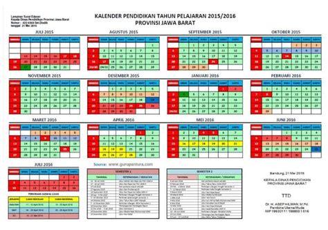 sppd download dinas pendidikan 2015 kalender pendidikan tahun 2015 2016 jawa barat guru pantura
