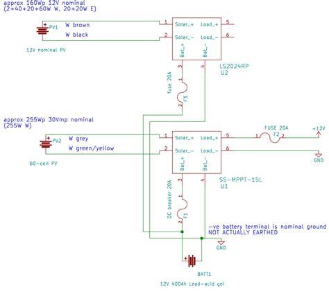 solar pv wiring diagram uk wiring diagram gw micro