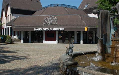 Haus Des B 252 Rgers Ramstein Miesenbach Tickets Karten
