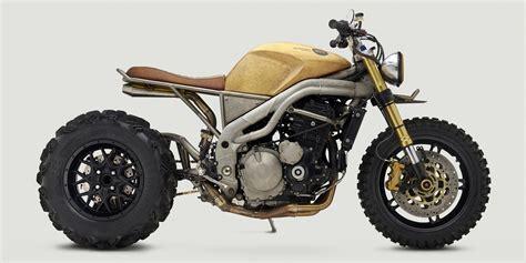 designboom motorcycle classified moto frank custom triumph speed triple 3 motorcycle