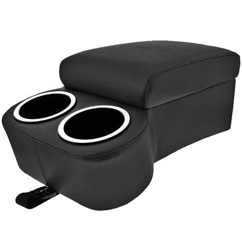 black bench seat console midnight black bench seat cruiser console cupholdersplus