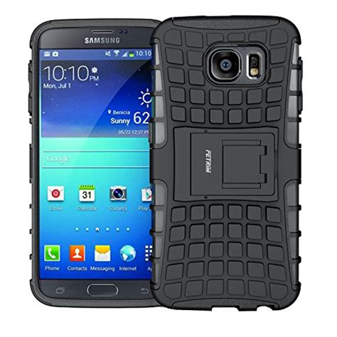 Anti Gores Anti Shock Limited Samsung Galaxy S6 Edge Cover samsung galaxy s6 shockproof slim rugged dual layer ultra protective rubber