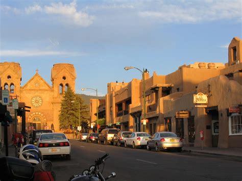 santa fe new mexico rei the 30 most architecturally impressive small towns in america