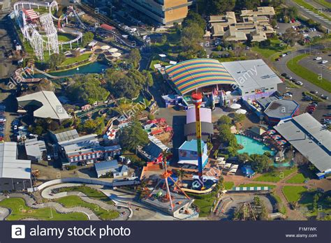 Theme Park New Zealand North Island | rainbow s end theme park manukau auckland north island