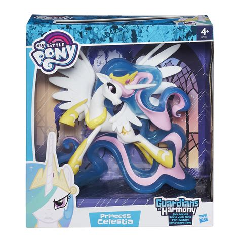 my pony guardians of fan series discord figure my pony princess celestia fan series figure