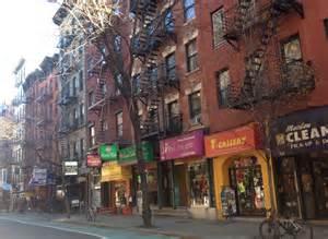 Former tenements on macdougal street in new york city s greenwich
