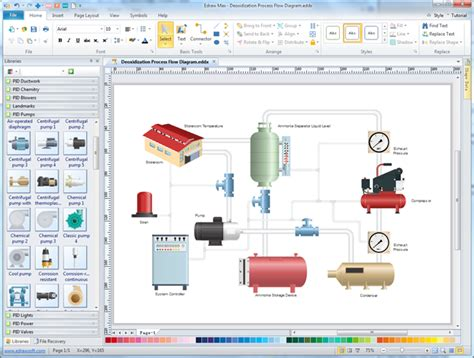 plumbing diagram software easy piping design software free