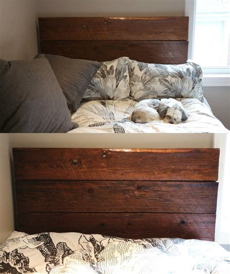 diy barn board headboard best 25 barn board headboard ideas on pinterest