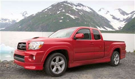 Toyota Mid Size Truck Toyota Adds X Runner Model To Its Mid Size Truck Line Up