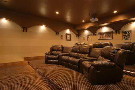 Home Theater Decorations Cheap | cheap home theater seating ideas cheap home theater