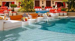 Pool encore beach club