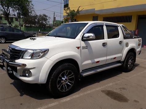 mercado libre peru carros 4x4 camioneta pickup toyota hilux 4x4 u s 24 500 en mercado